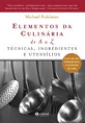 ELEMENTOS DA CULINARIA DE A A Z