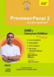 PROCESSO PENAL 2 - ESCUTE E APRENDA - AUDIOLIVRO