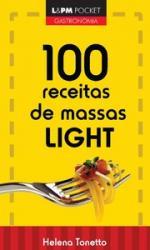 100 RECEITAS DE MASSAS LIGHT - 914