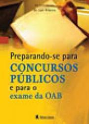 PREPARANDO-SE PARA CONCURSOS PUBLICOS E OAB