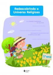 REDESCOBRINDO O UNIVERSO RELIGIOSO - 1a ANO - ENSINO FUNDAMENTAL - ALUNO
