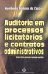 AUDITORIA EM PROCESSOS LICITATORIOS E CONTRATOS