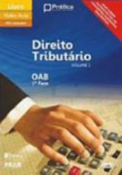 DIREITO TRIBUTARIO VOL.1 OAB 1a. FASE DVD