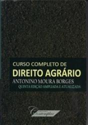 CURSO COMPLETO DE DIREITO AGRARIO - 5a ED. 2016