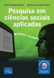 PESQUISA EM CIENCIAS SOCIAS APLICADA