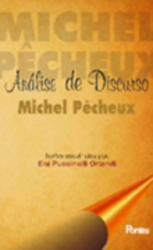 ANALISE DE DISCURSO MICHEL PECHEUX