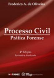 PROCESSO CIVIL - PRATICA FORENSE 2011