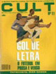 CULT - REVISTA BRASILEIRA DE LITERATURA - No. 11