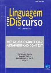 LINGUAGEM EM DISCURSO - VOL.6 NRO 1