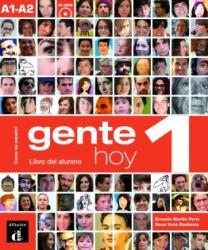 GENTE HOY 1 - LIBRO DEL ALUMNO + CD A1-A2