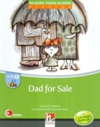 DAD FOR SALE - WITH CD - ROM/AUDIO CD - LEVEL B