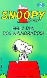 SNOOPY - 02 - FELIZ DIA DOS NAMORADOS! - 598