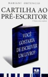 CARTILHA AO PRE-ESCRITOR