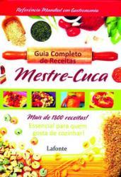 GUIA COMPLETO DE RECEITAS MESTRE-CUCA