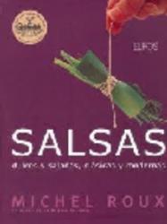 SALSA - DULCES Y SALADAS, CLASICAS Y MODERNAS
