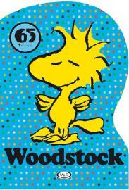 LIVRO RECORTADO - WOODSTOCK