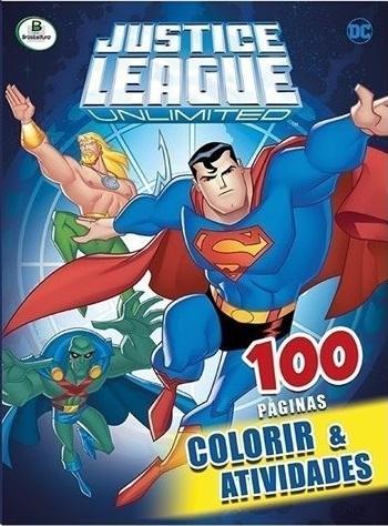 COLORIR E ATIVIDADES - SUPERMAN