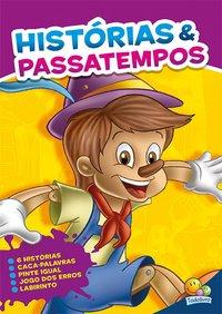 HISTORIAS E PASSATEMPOS