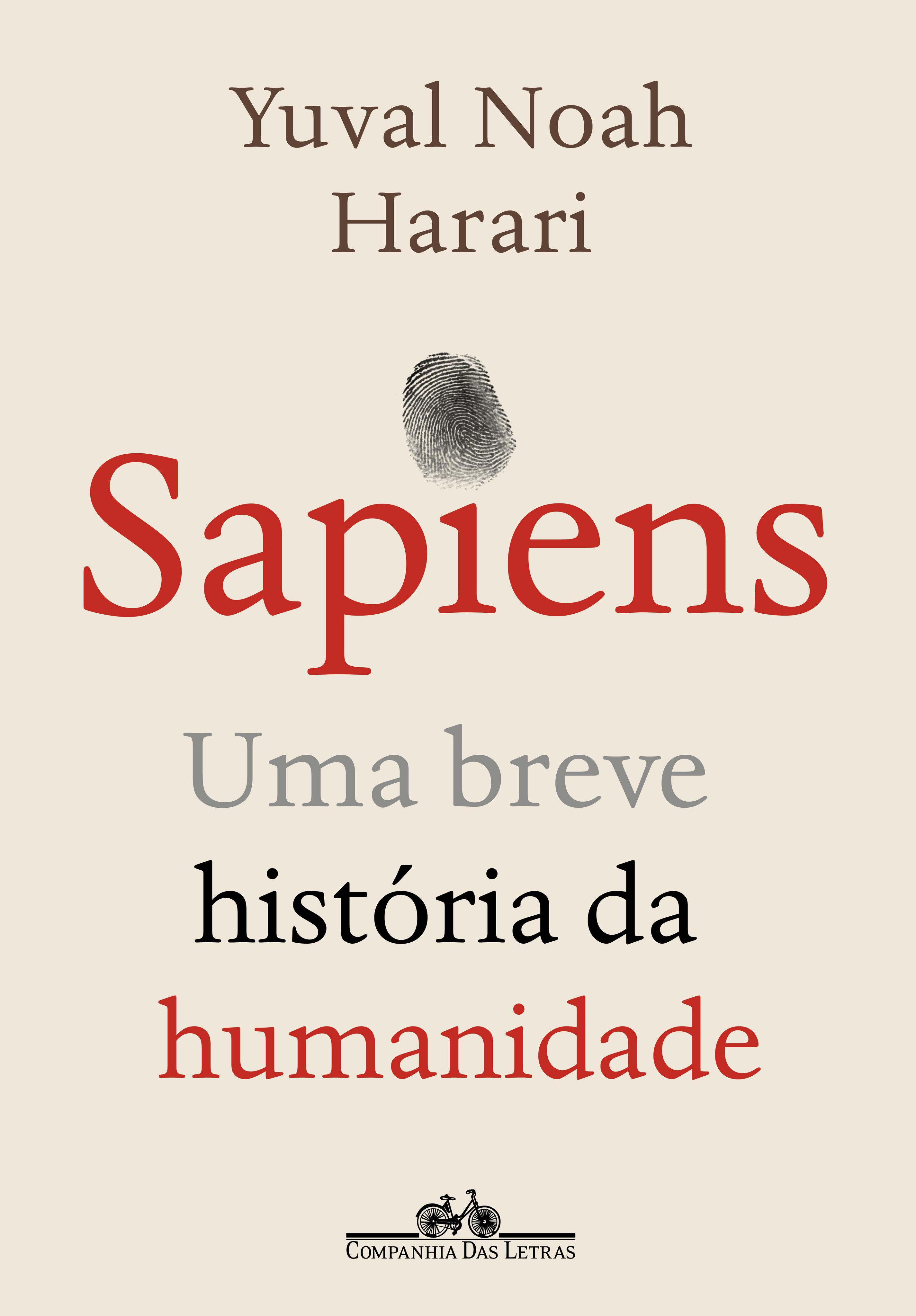 SAPIENS-UMA BREVE HISTORIA DA HUMANIDADE (NOVA EDICAO)