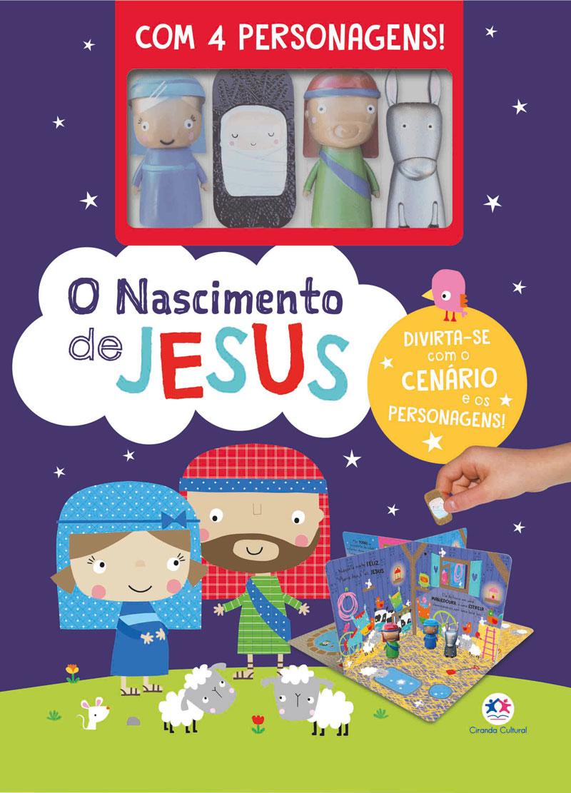 NASCIMENTO DE JESUS, O