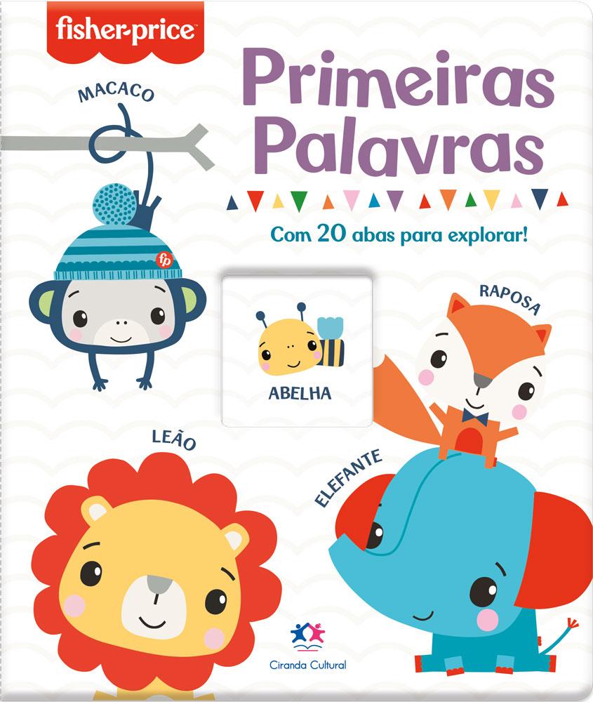 FISHER-PRICE - PRIMEIRAS PALAVRAS