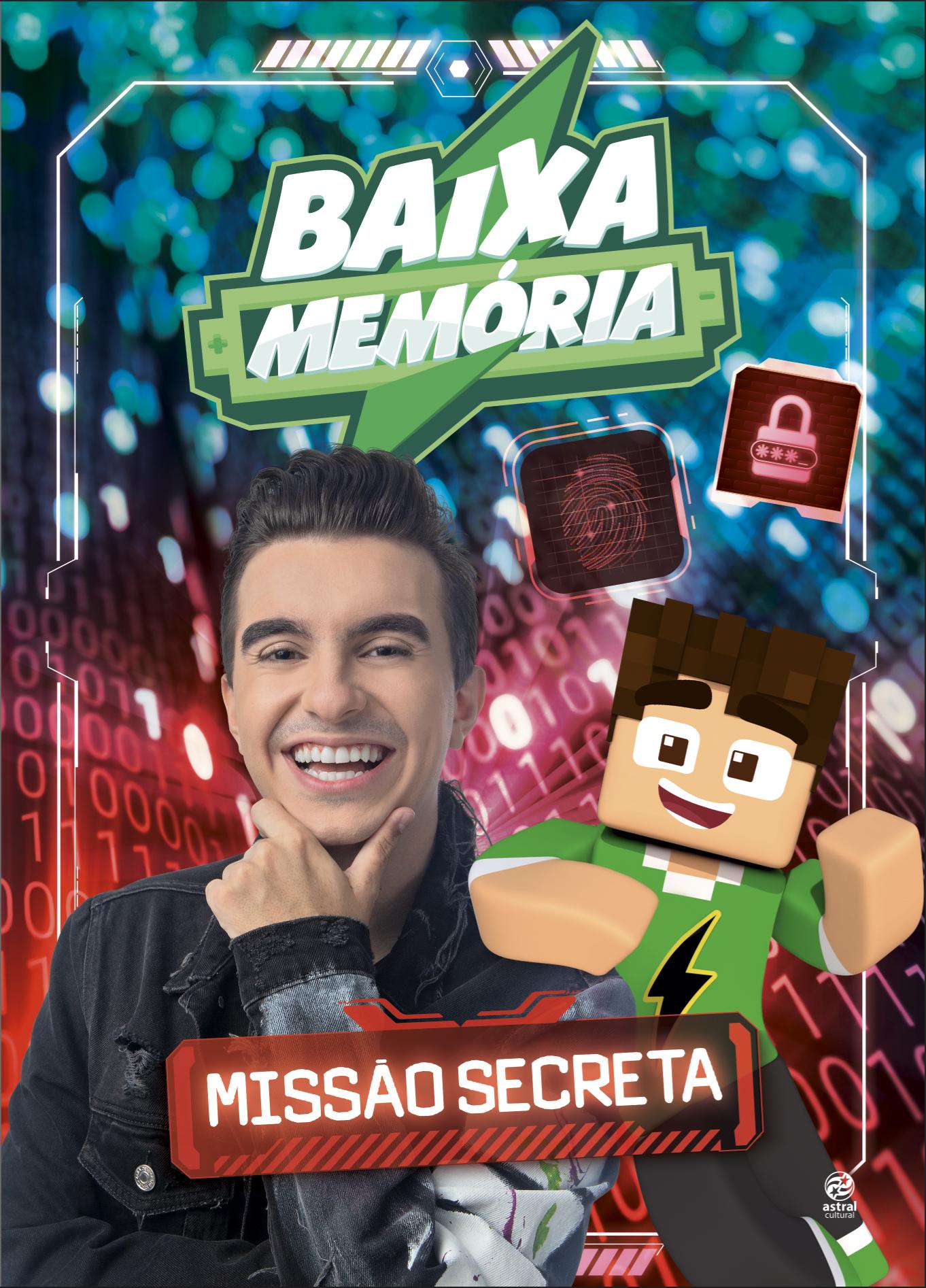 BAIXAMEMORIA - MISSAO SECRETA