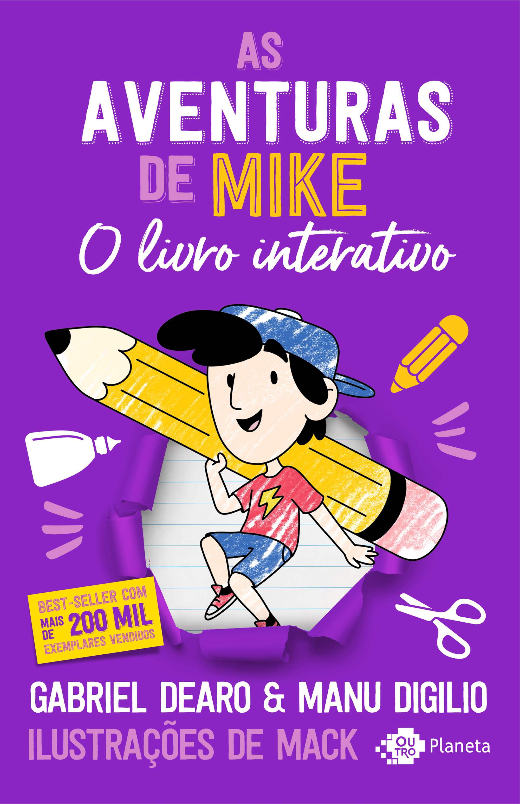 AVENTURAS DE MIKE: O LIVRO INTERATIVO, AS
