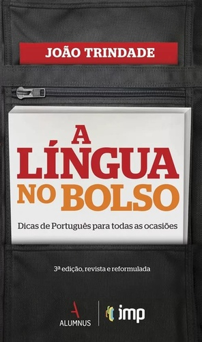 LINGUA NO BOLSO, A