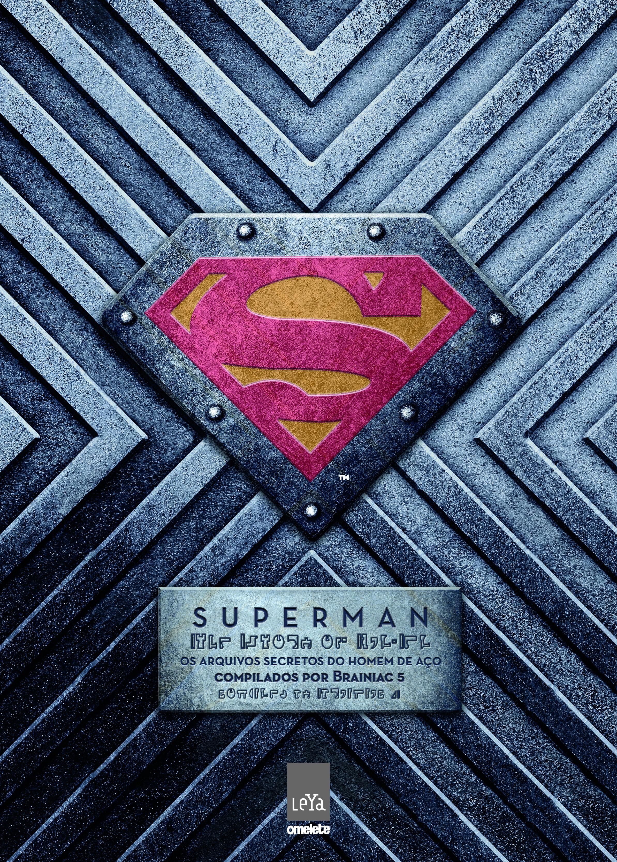 SUPERMAN - OS ARQUIVOS SECRETOS DO HOMEM DE ACO