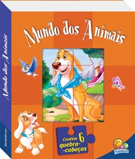 JANELINHAS DA BICHARADA - MUNDO DOS ANIMAIS - QUEBRA-CABECA