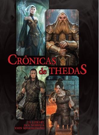 CRONICAS DE THEDAS.