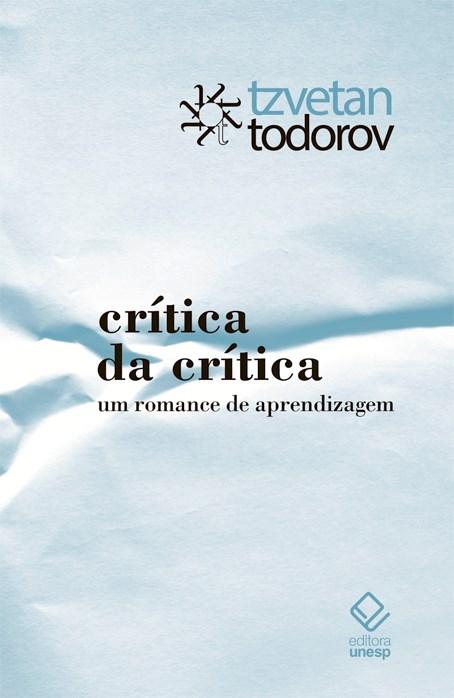 CRITICA DA CRITICA - UM ROMANCE DE APRENDIZAGEM