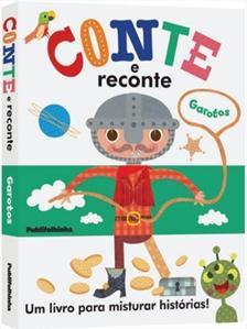 GAROTOS -  CONTE E RECONTE