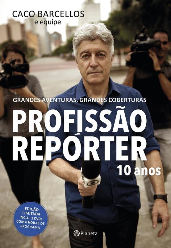 PROFISSAO REPORTER 10 ANOS- EDICAO LIMITADA COM DVD