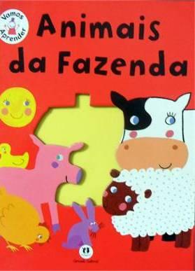 VAMOS APRENDER ANIMAIS DA FAZENDA