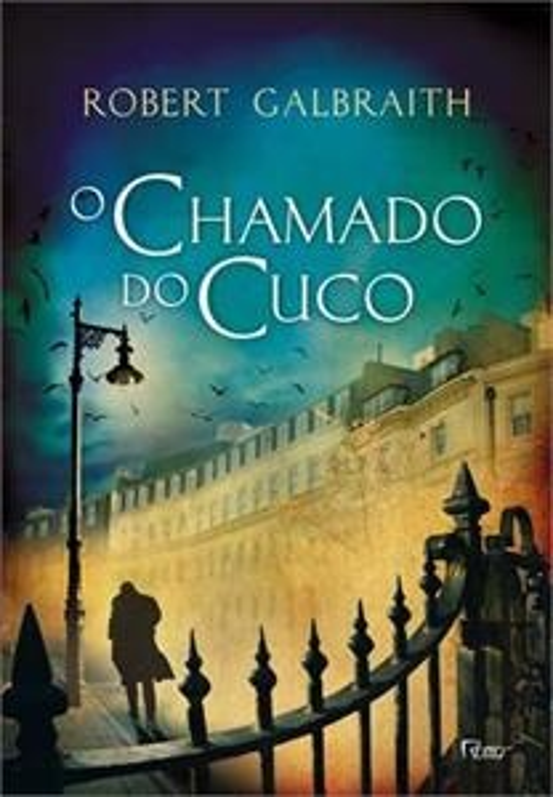 CHAMADO DO CUCO, O (CAPA DURA)