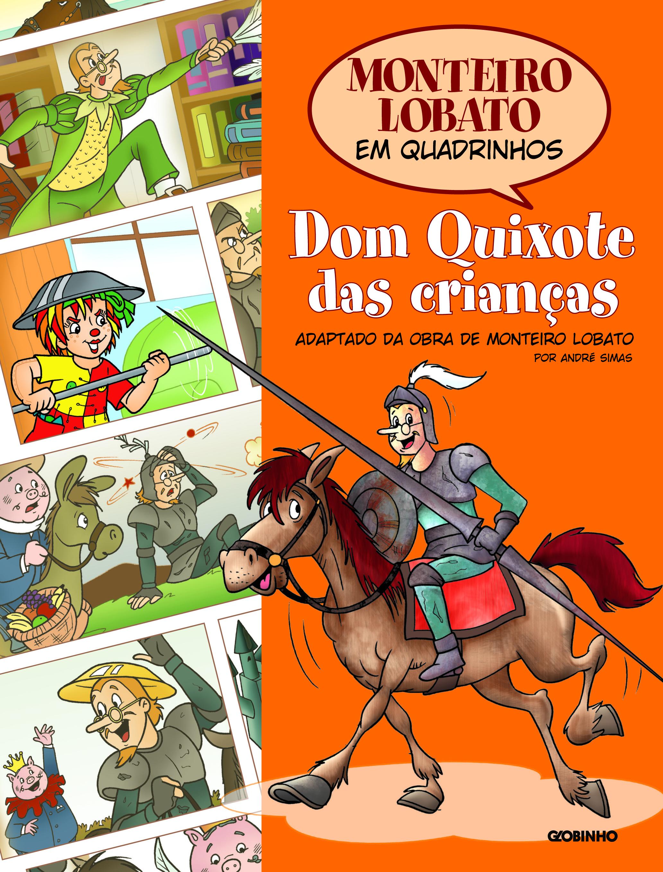 DOM QUIXOTE DAS CRIANCAS - 2A. ED.