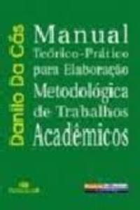 MANUAL TEORICO-PRATICO PARA ELABORACAO METODOLOGICA