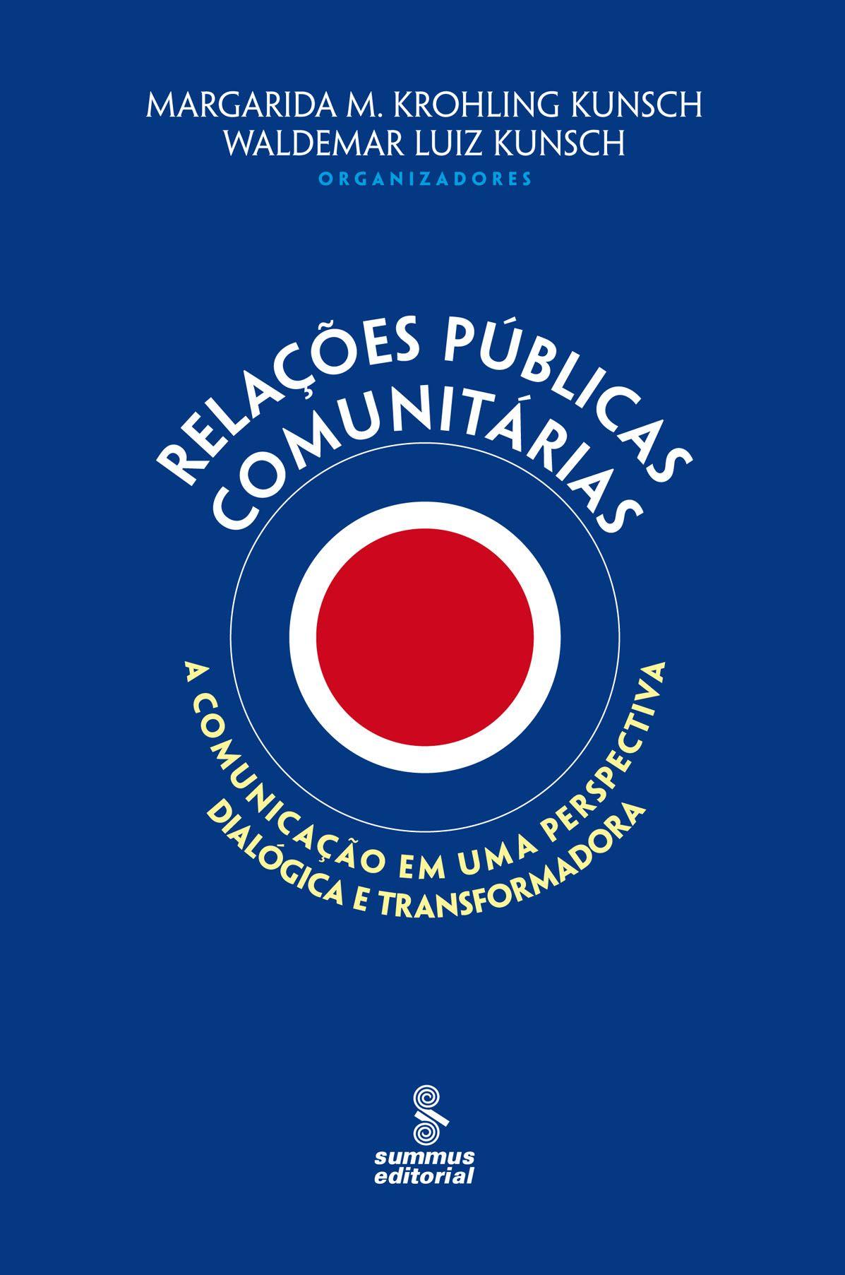 RELACOES PUBLICAS COMUNITARIAS